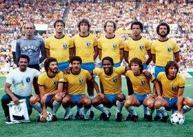 reprezentacja Brazylii Espana'82
