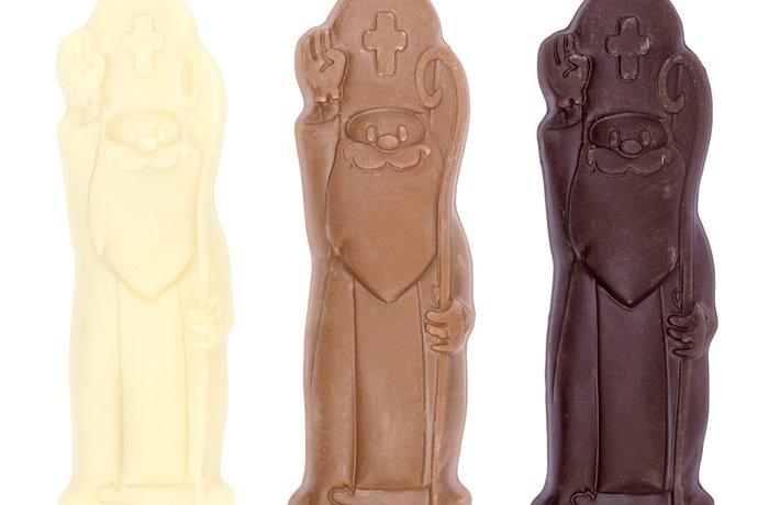 Santo, Santissimo ... Chocolatissimo