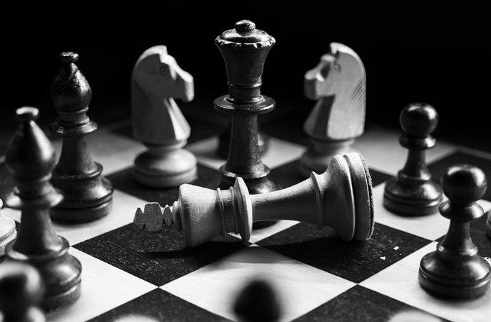 Robespierre i .... szachy
